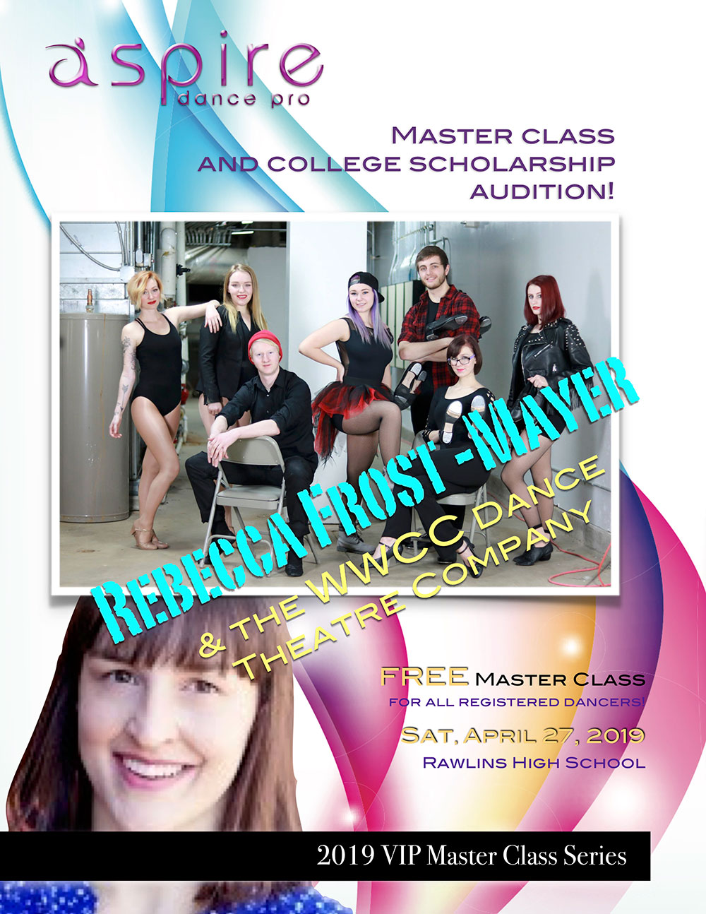 Marc Cameron - Aspire Dance Pro Competitions Masterclass Instructor