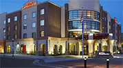Hilton Garden Inn Ogden for Aspire Dance Pro Competition